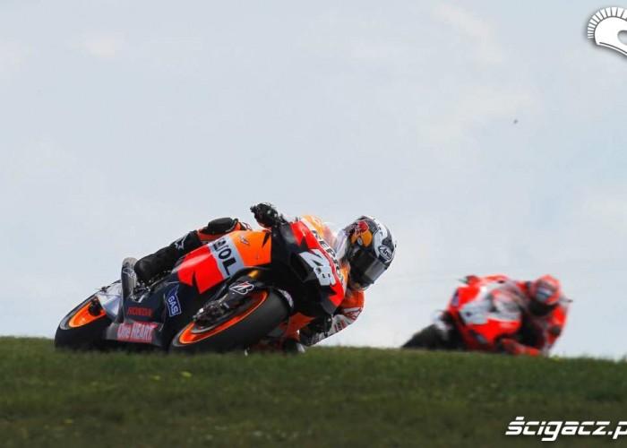 Dani Honda MotoGP 2011