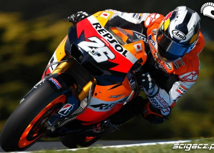 Dani Pedrosa MotoGP 2011