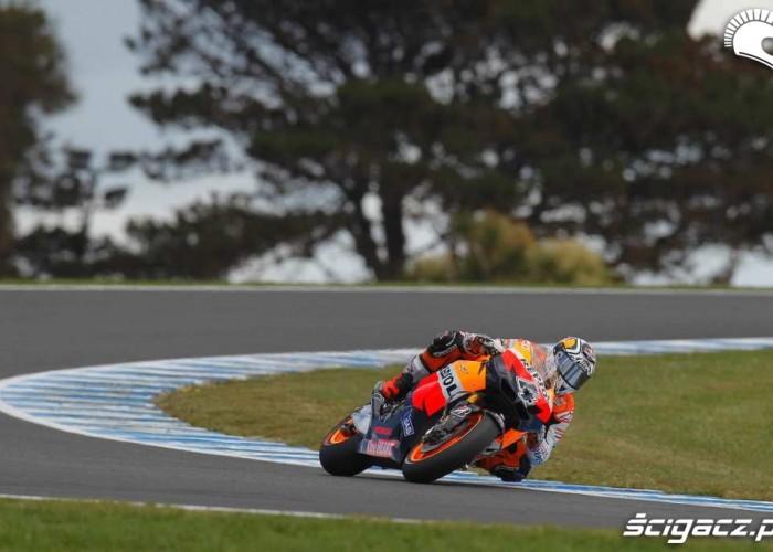 Dovi MotoGP Philip Island 2011