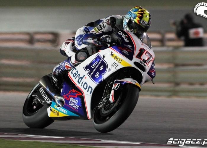 Abraham Qatar GP 2012