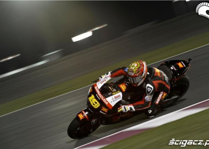 Alvaro Bautista Honda Katar GP 2012