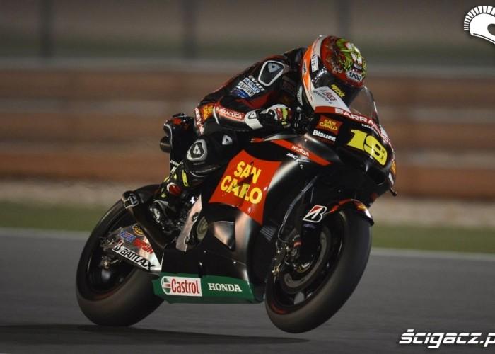 Alvaro Bautista Katar Grand Prix 2012