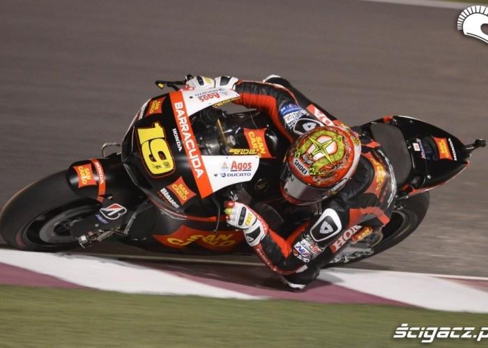 Alvaro Katar GP 2012