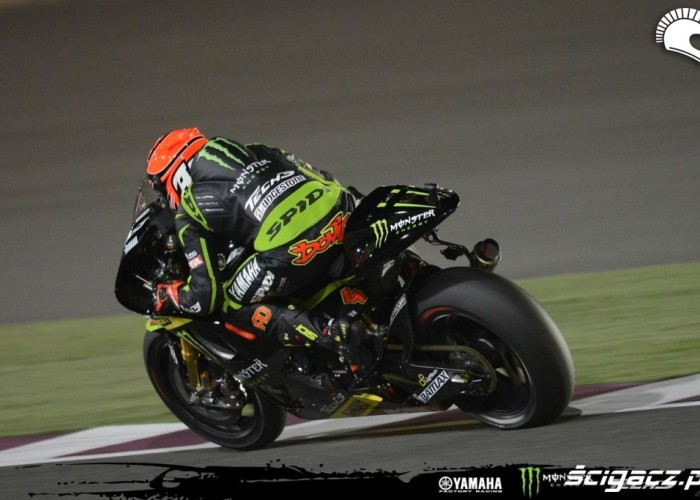 Andrea Dovizioso Katar GP 2012