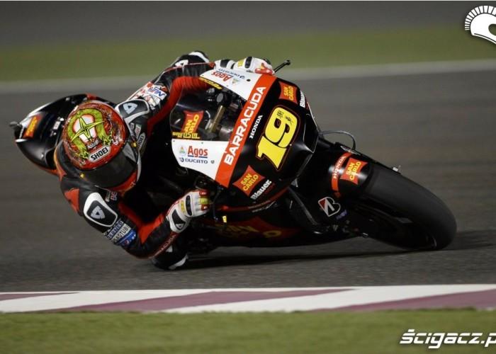 Bautista Honda Katar GP 2012
