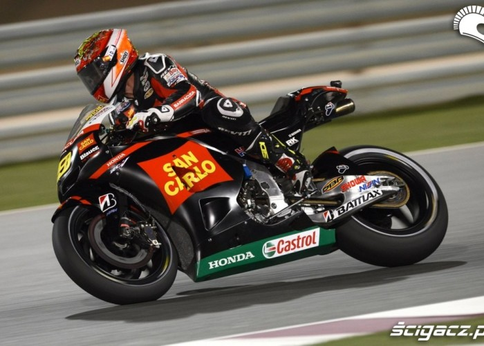 Bautista Katar Grand Prix 2012
