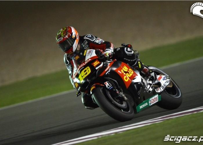 Bautista Race Katar Grand Prix 2012