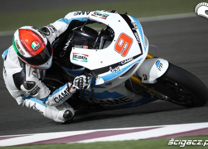 CRT Petrucci Katar GP 2012