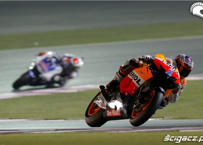 Casey Stoner Katar Grand Prix 2012