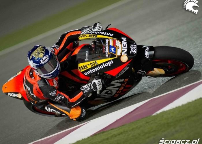 Colin Edwards Katar GP 2012