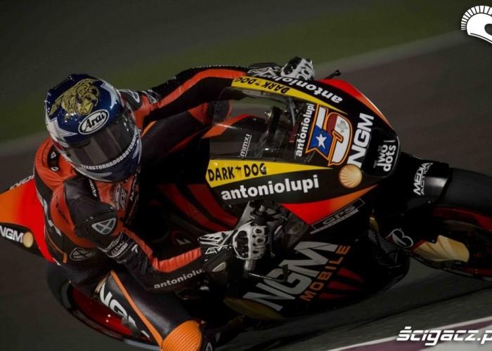 Colin race Katar GP 2012