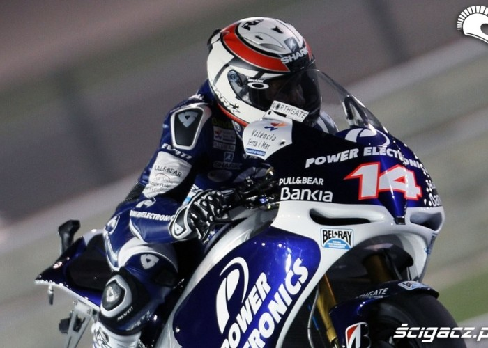 De Puniet race Katar GP 2012