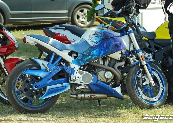 buell custom Poznan 2011 - Motocyklowa Niedziela Na BP