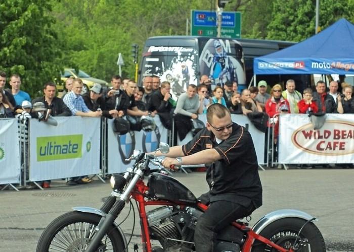 custom Poznan 2011 - Motocyklowa Niedziela Na BP