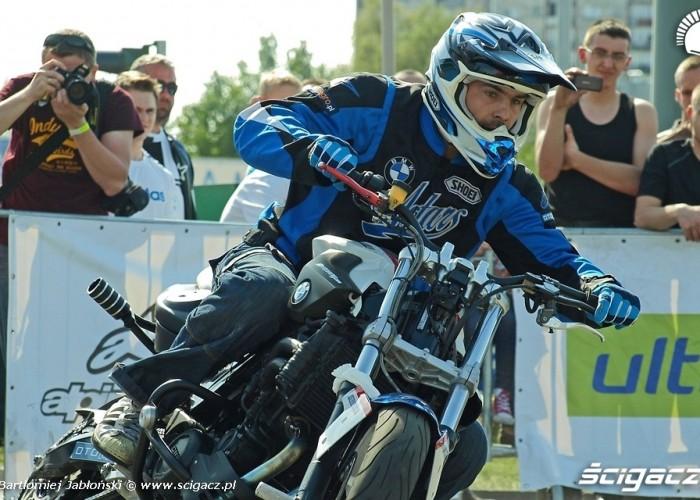 hubert dylon Poznan 2011 - Motocyklowa Niedziela Na BP