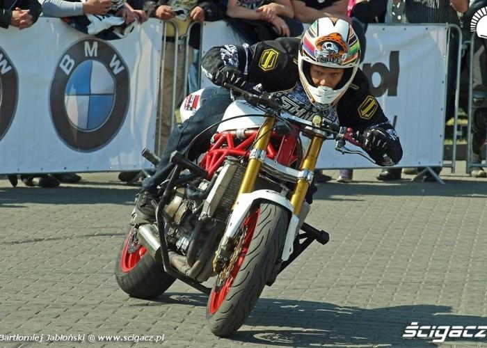 pasierbek rafal Poznan 2011 - Motocyklowa Niedziela Na BP