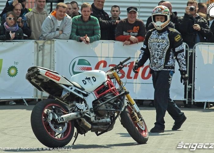 rafal pasierbek Poznan 2011 - Motocyklowa Niedziela Na BP