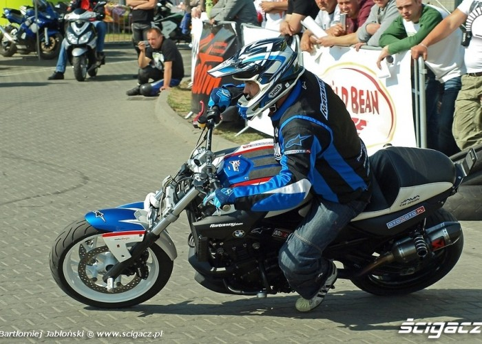 raptowny Poznan 2011 - Motocyklowa Niedziela Na BP
