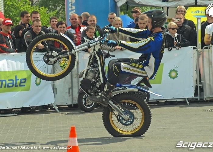 sherco trial Motocyklowa Niedziela Na BP