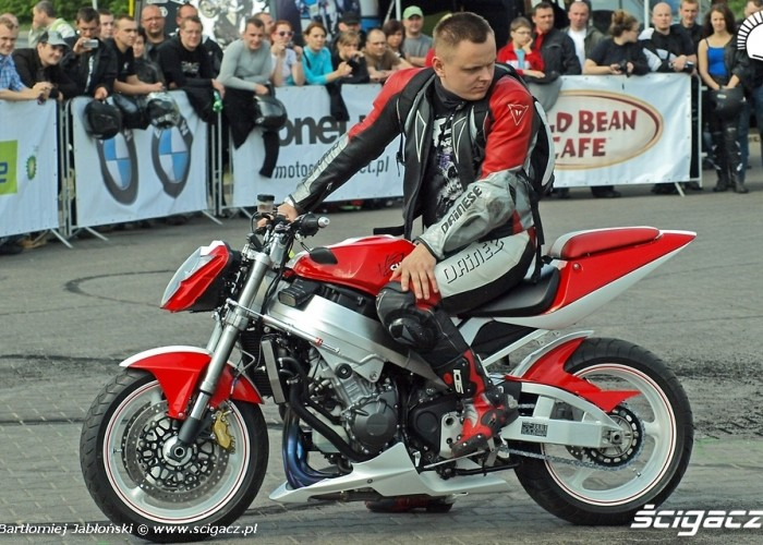 streetfighter Poznan 2011 - Motocyklowa Niedziela Na BP