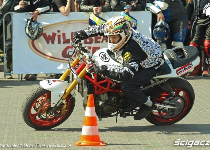 stunter 13 Poznan 2011 - Motocyklowa Niedziela Na BP