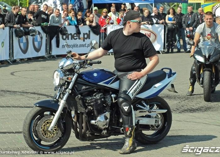 suzuki GSX 1400 Poznan 2011 - Motocyklowa Niedziela Na BP