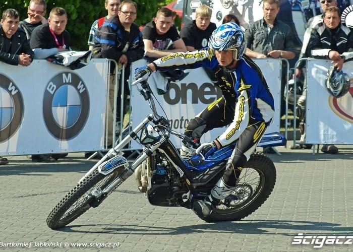 trial stunt Poznan 2011 - Motocyklowa Niedziela Na BP