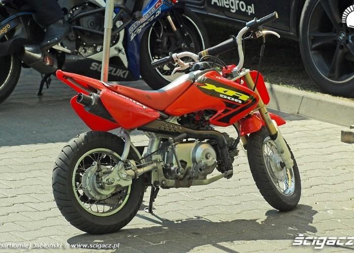 xr50r stunter13 Poznan 2011 - Motocyklowa Niedziela Na BP