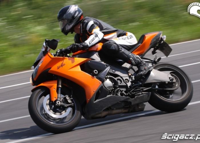 Kawasaki Ninja na torze