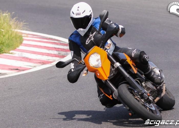 Supermoto KTM Radom