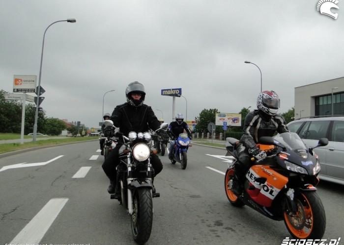 motocyklisci z rzeszowa dzieciom - dzien dziecka w rzeszowie 2011