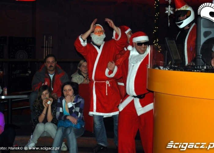 mikolaje DJ Slask 2010