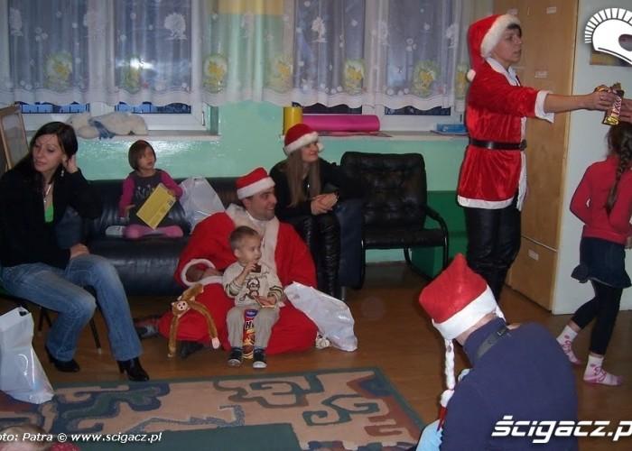 mikolaje w domu dziecka - Zaglebiowsko-Slaskie