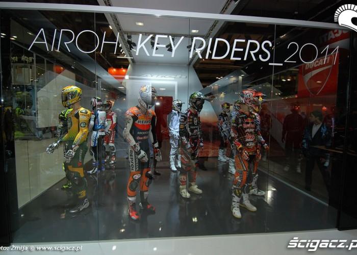 Airoh Key Riders 2011