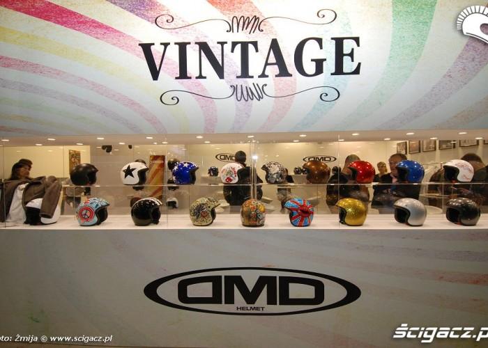 DMD Vintage kaski motocyklowe