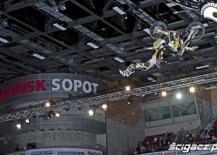 Ergo Arena zawody FMX 2011