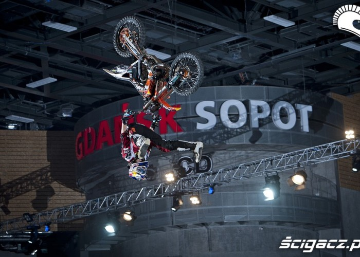 Freestyle Motocross Gdansk NOTJ