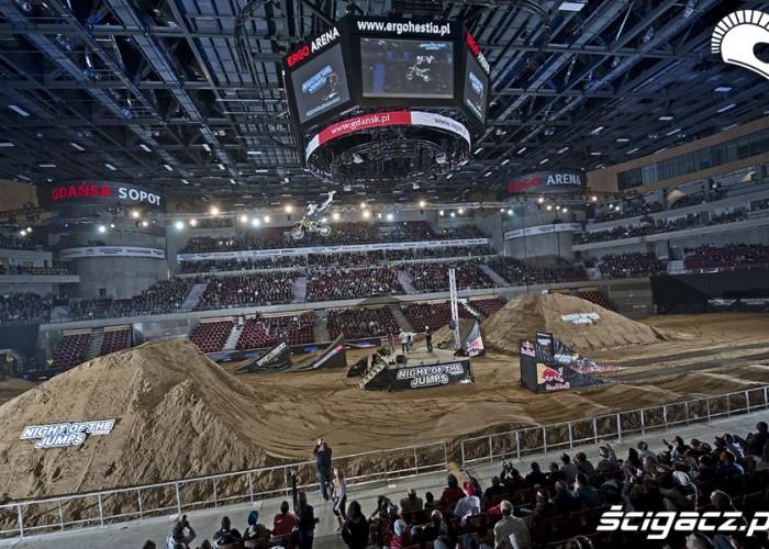 Gdansk Sopot Ergo Arena FMX