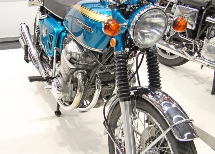 Honda CB750 Osobliwosci na Intermot 2010