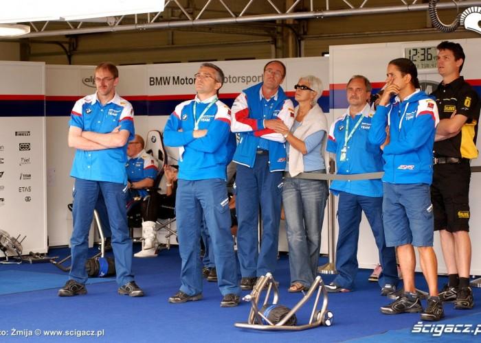 BMW Motorsport Brno