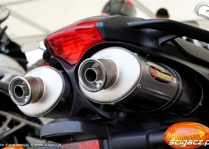 Akrapovic db killery