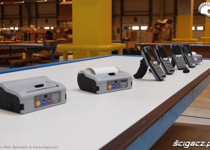 drukarki i skanery Honda Centrum Logistyczne Pniewy