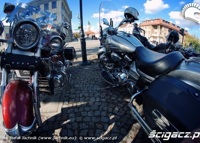 Cruisery Podlaskie Zakonczenie Sezonu Motocylkowego 2010 Bialystok