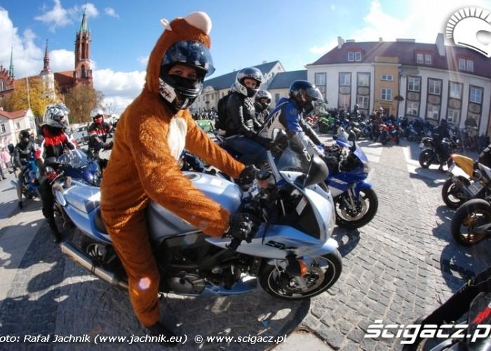 Malpa Podlaskie Zakonczenie Sezonu Motocylkowego 2010 Bialystok