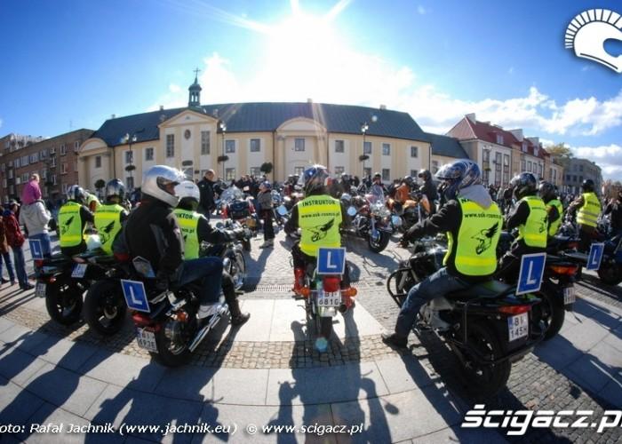 OSK Podlaskie Zakonczenie Sezonu Motocylkowego 2010 Bialystok