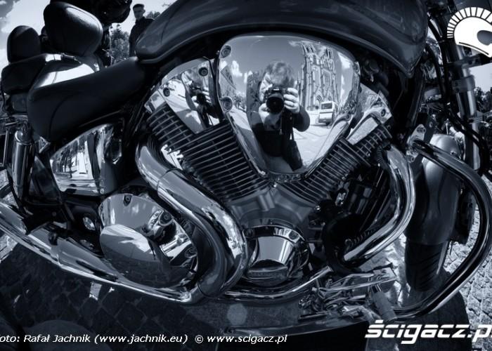 Podlaskie Zakonczenie Sezonu Motocylkowego 2010 Bialystok Honda