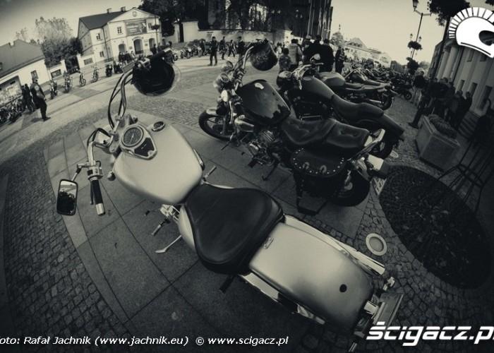 Podlaskie Zakonczenie Sezonu Motocylkowego 2010 Bialystok cruiser