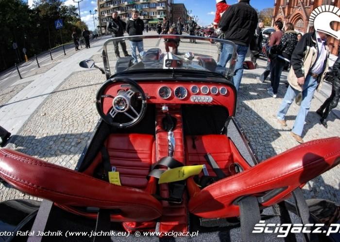 Podlaskie Zakonczenie Sezonu Motocylkowego 2010 Bialystok samochody