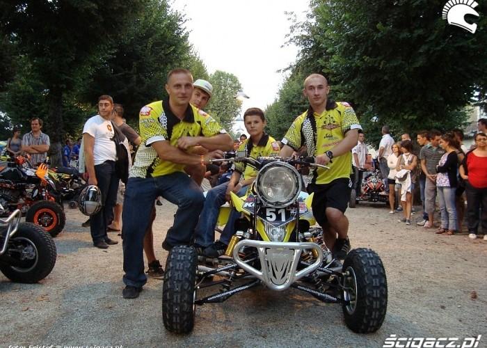 Polacy na pont de Vaux 2010
