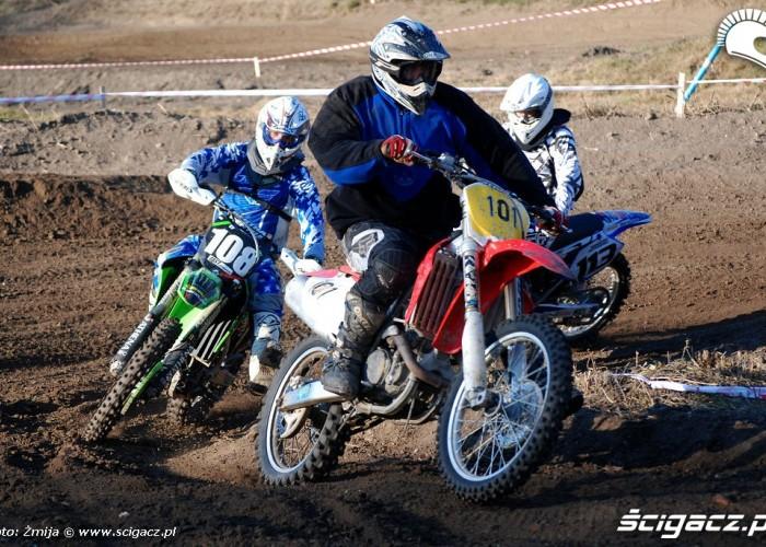 Dariusz Kolodziejak walka motocross